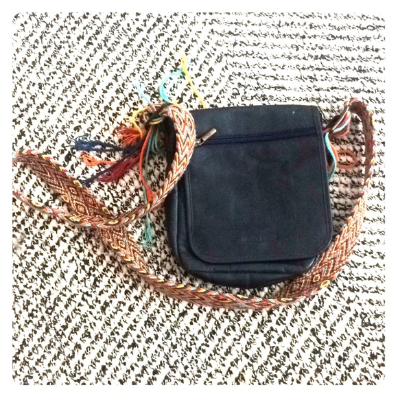 Small Leather Purse From Cartagena